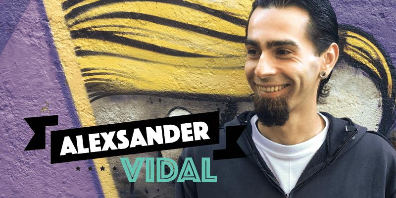 Alexsander Vidal