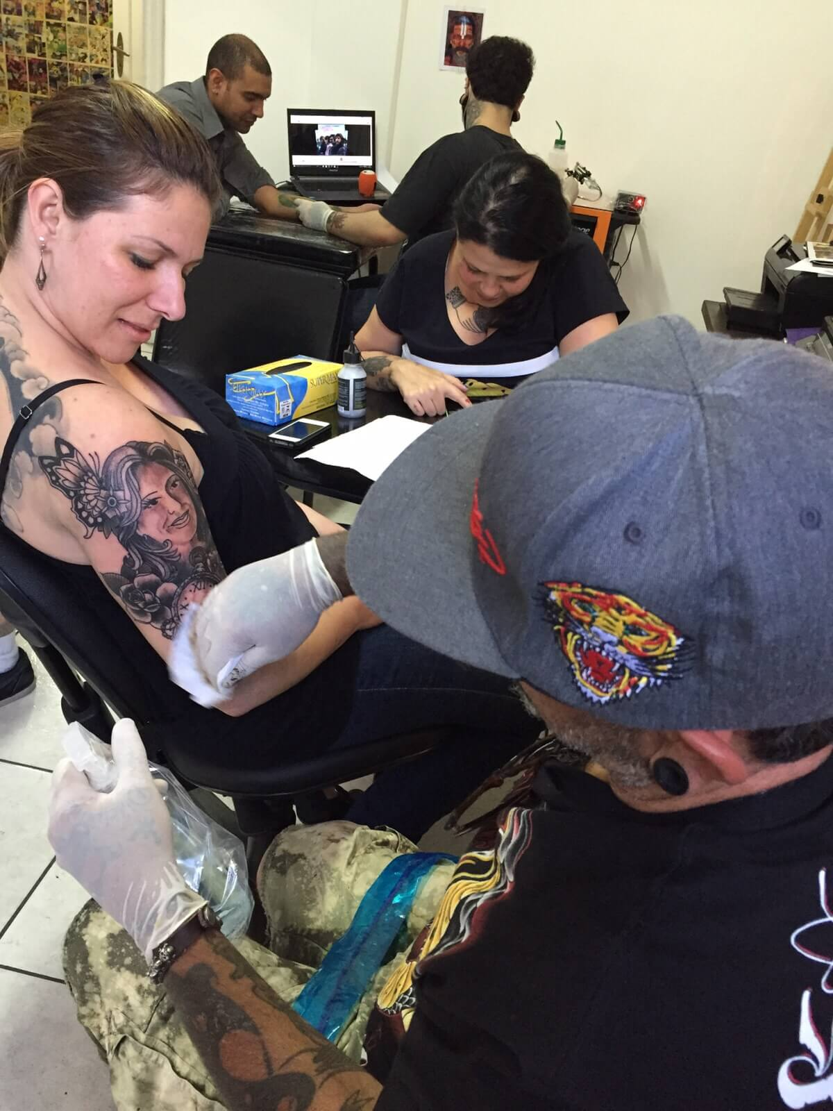 Edu Tattoo e Empório Tattoo