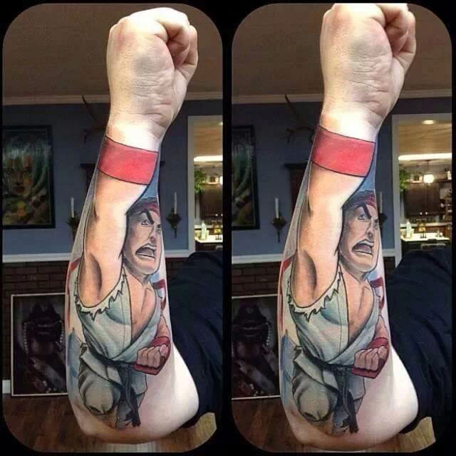 15 Tatuagens para Game Lovers