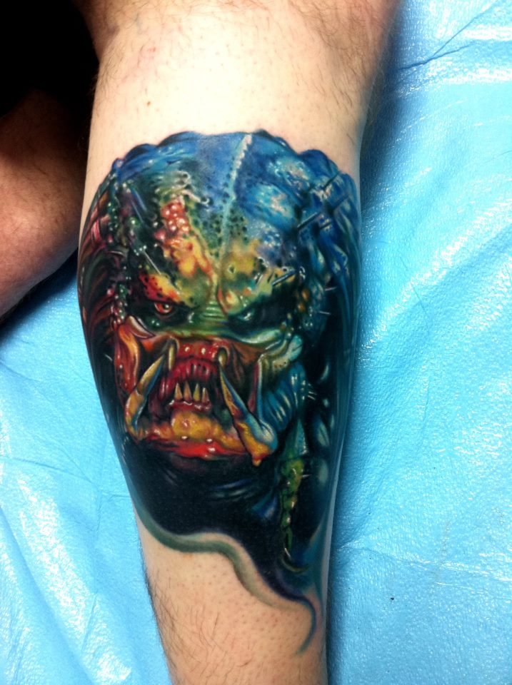 Galeria Mestres do terror: Paul Acker