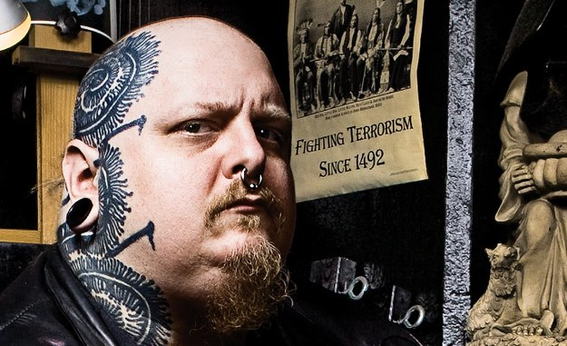 Galeria Mestres do Terror: Paul Booth